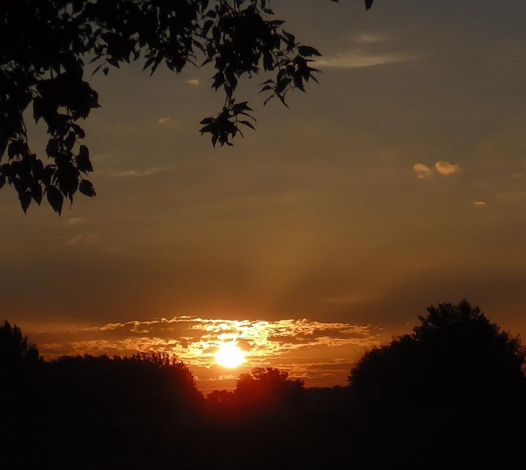sunrise frame