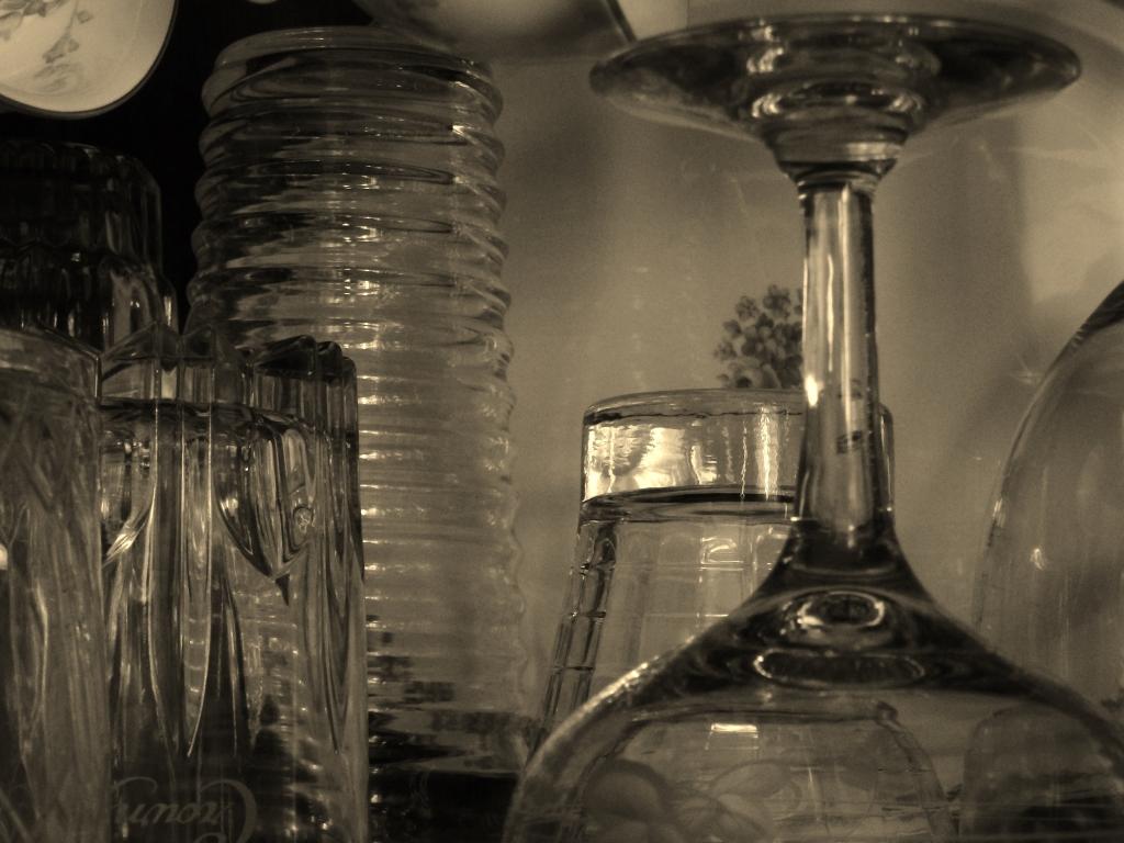 glass drama