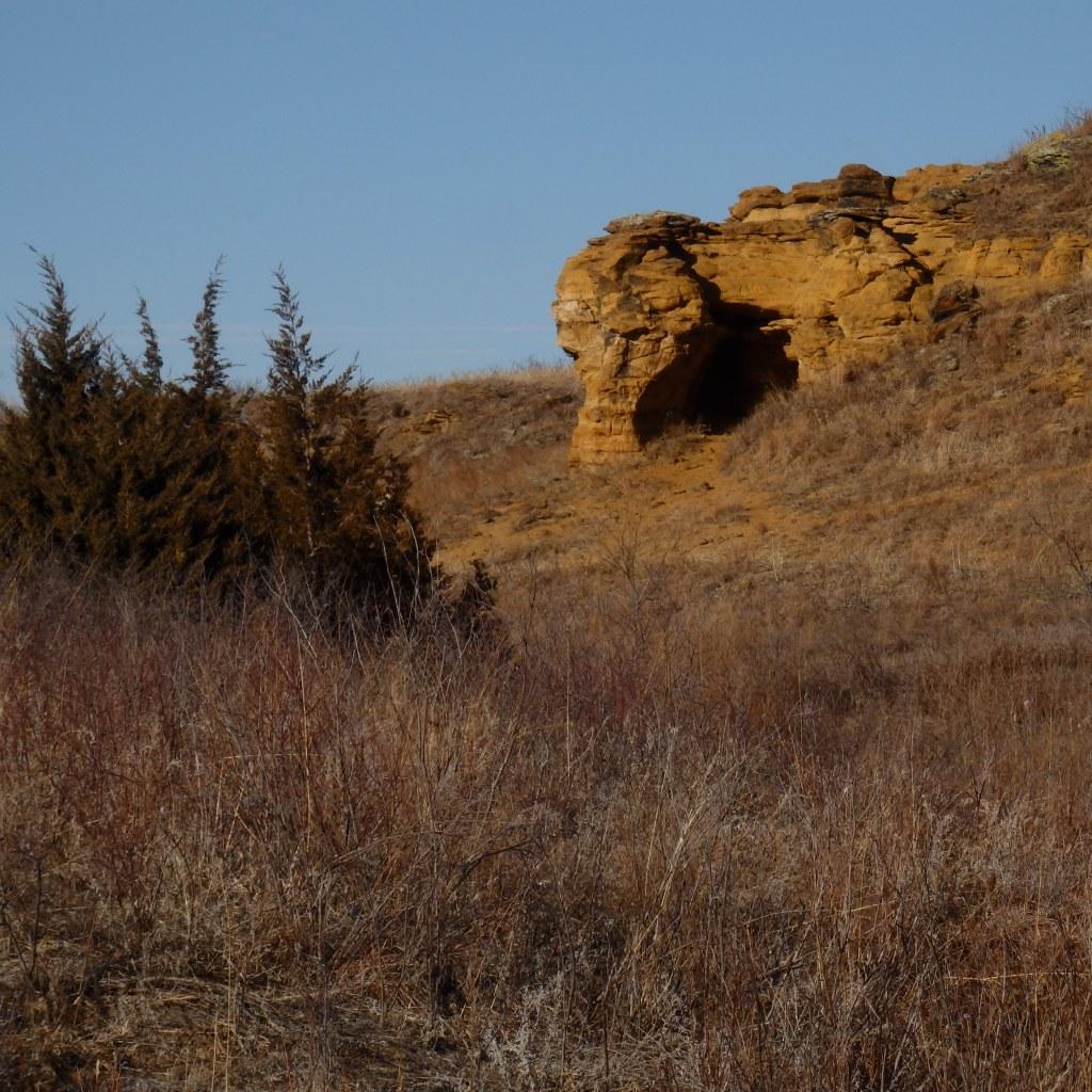 rock cave