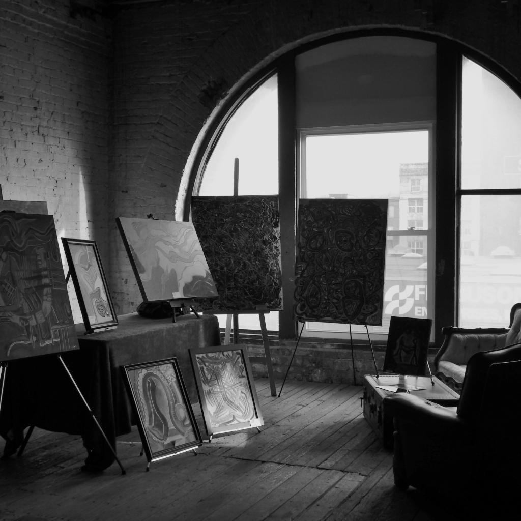 artistic corner