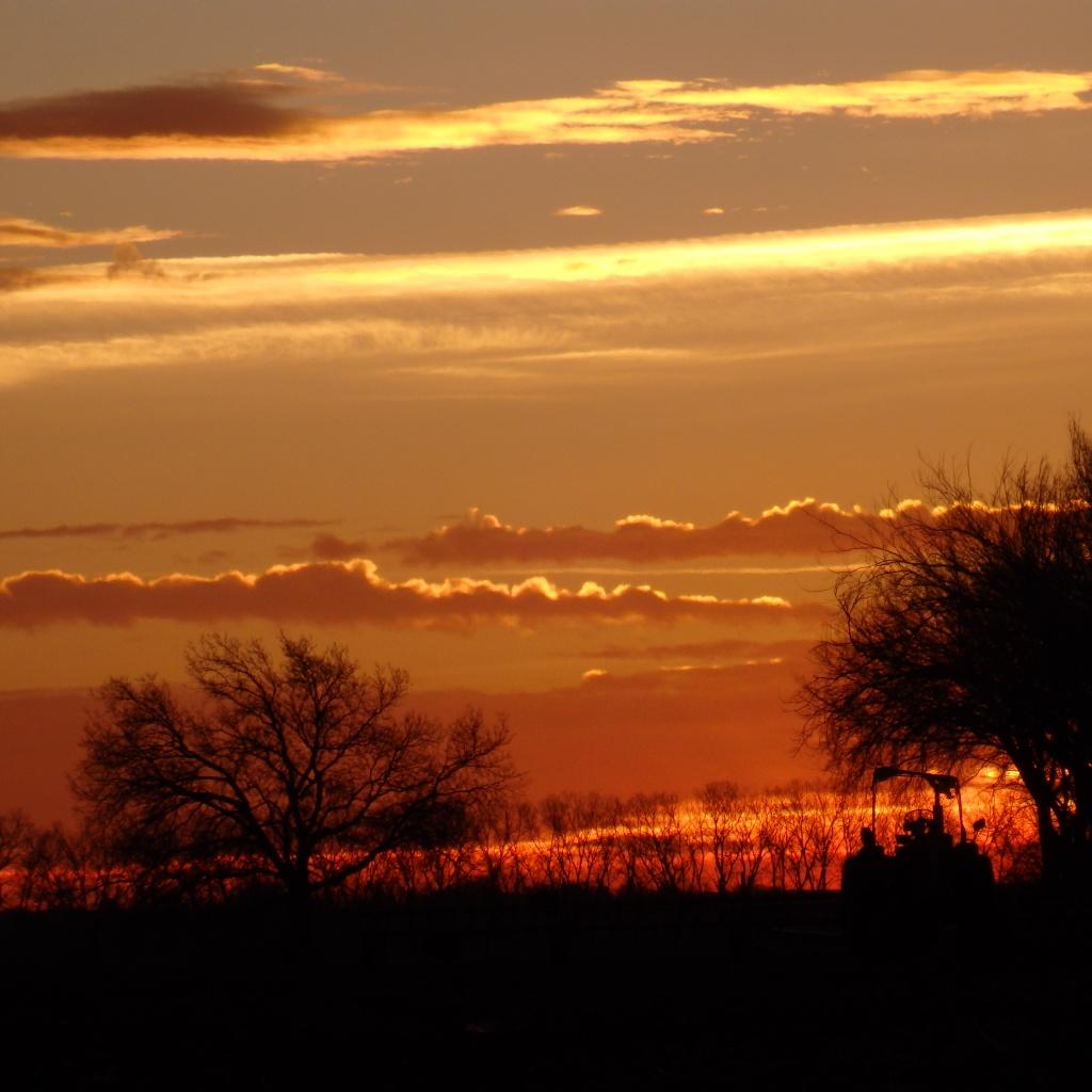 sunrise tractor