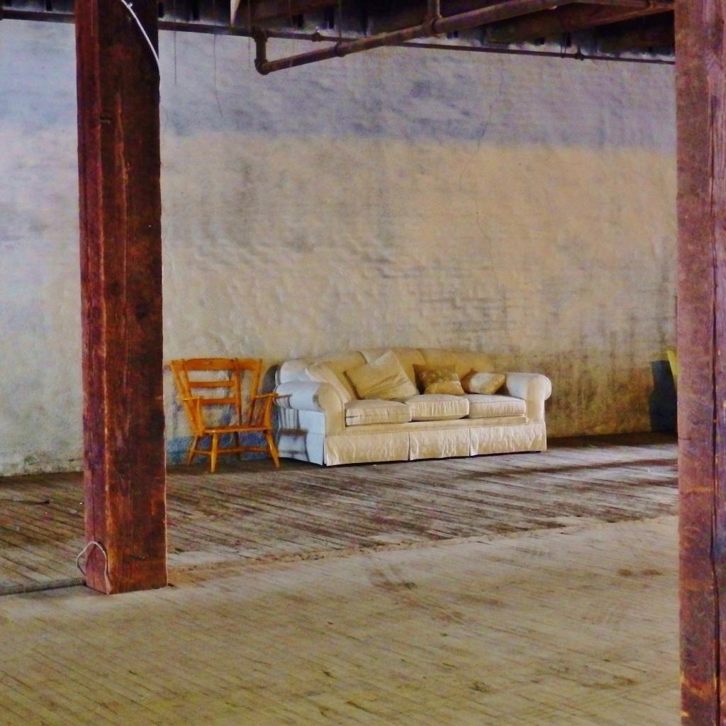 warehouse seating